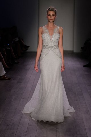 lazaro-spring-2016-fit-and-flare-wedding-dress-with-silver-bodice-details-and-straps