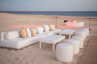 white-lounge-area-on-the-beach-for-destination-wedding-in-cabo-san-lucas