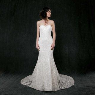 sareh-nouri-spring-2017-lotus-strapless-wedding-dress-trumpet-gown-sweetheart-neckline-sequin-lace