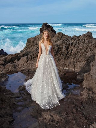 gala-no-v-5-collection-by-galia-lahav-wedding-dress-v-neck-gown-flared-skirt-a-line-star-embroidery