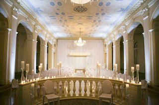 biltmore-ballrooms-new-years-eve-wedding-ceremony-with-candles-and-chandelier-nye