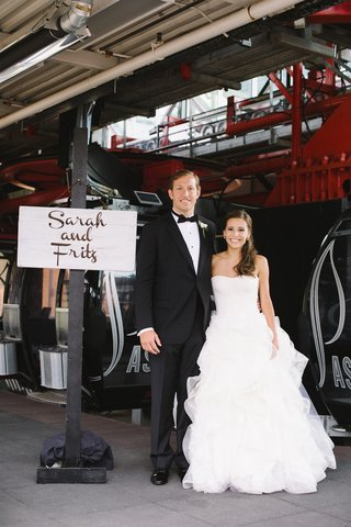 bride-in-vera-wang-and-groom-in-tuxedo