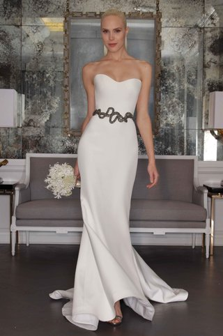 romona-keveza-luxe-bridal-fall-2016-strapless-wedding-dress-in-silk-crepe