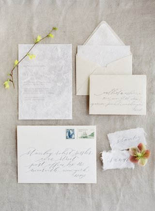 wedding-bridal-shower-invitation-suite-with-delicate-handmade-paper