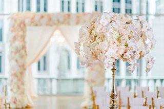 silver-riser-with-white-hydrangea-white-orchid-pink-rose-flower-arrangement