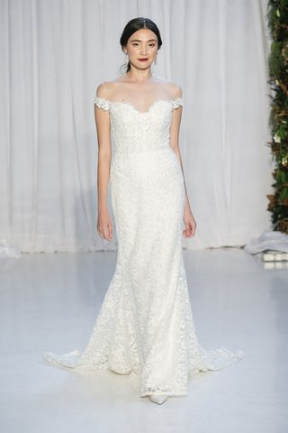 anne-barge-fall-2018-jewel-neck-sheer-yoke-cap-sleeves-with-modified-a-line-skirt-beaded-embroidery