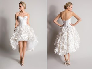 high-low-tea-length-wedding-dress-by-suzanne-neville
