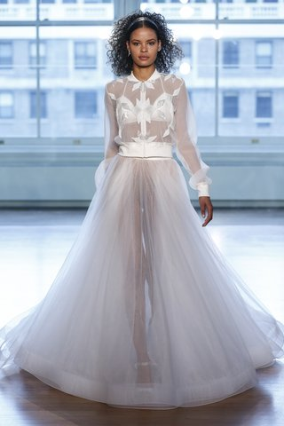 99050-by-justin-alexander-spring-2019-beaded-bikini-with-bomber-jacket-and-transparent-tulle-skirt