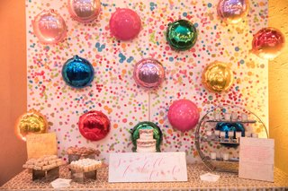 samms-funfetti-treats-wedding-dessert-cake-table-sign-funfetti-fun-theme-balloons-confetti-backdrop