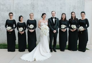 bride-in-martina-liana-bridesmaids-in-adrianna-pappell-man-of-honor-in-suit