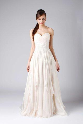 modern-trousseau-spring-2017-strapless-wedding-dress-sweetheart-neckline-chiffon-skirt