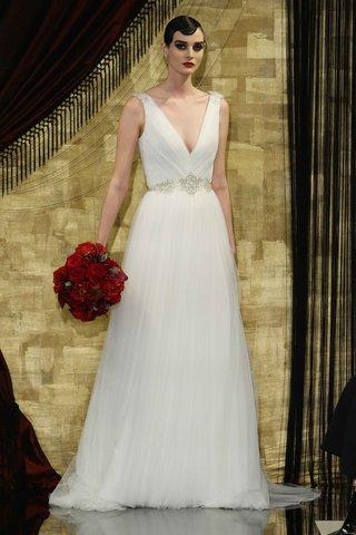 clara-v-neck-tulle-wedding-dress-by-theia-fall-2016