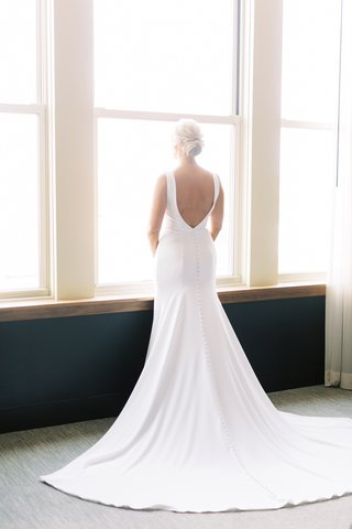 back-view-of-crepe-silk-dress-by-allure-with-open-back-and-train