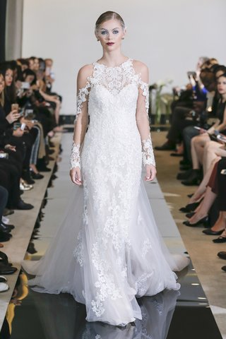 justin-alexander-spring-2018-beaded-lace-jewel-neck-cold-shoulder-illusion-sleeves-detachable-train