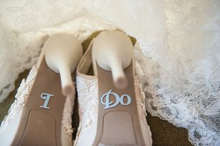 bottom-of-wedding-shoes-with-i-do-sparkly-silver-wedding-decals