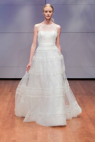 tier-ribbon-wedding-dress-high-neck-by-rivini-fall-winter-2016-collection