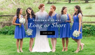 long-bridesmaid-dress-vs-short-bridesmaid-dress-ideas