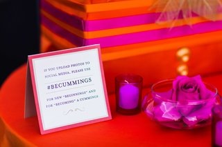 indian-wedding-hashtag-social-media-sign-on-guest-book-table