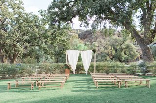 rustic-ranch-ceremony-site-southern-california-winter-wedding-styled-shoot-brookview-ranch-boho