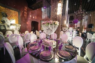 modern-metallic-reception-concept-purple-lighting-uplighting-destination-wedding-marrakech-morocco