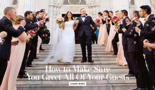 greeting-each-guest-at-large-wedding-receiving-line