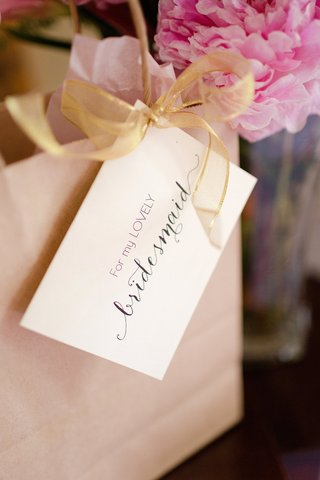 gift-bag-with-tag-for-brides-lovely-bridesmaid