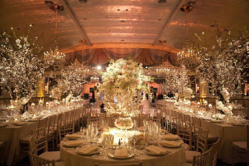 Lavish Ballroom Reception