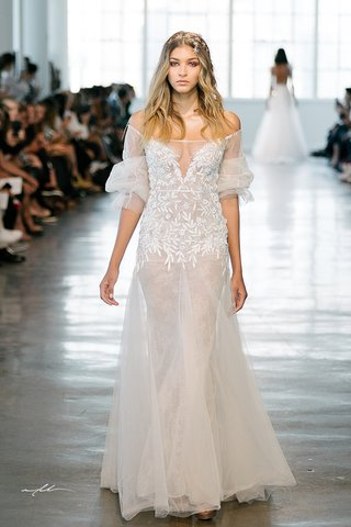berta-fall-2018-wedding-dress-off-shoulder-sheer-bridal-gown-embroidery-a-line-v-neck