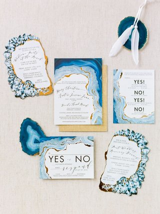 invitation-suite-inspired-by-blue-agate-with-gold-details