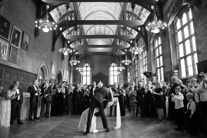 First Dance at Historic NYC Venue