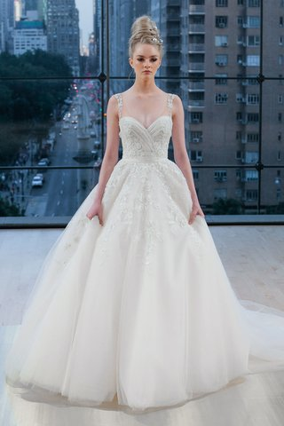 madison-ines-di-santo-fall-2018-ball-gown-with-draped-bodice-and-illusion-neckline-beaded-straps
