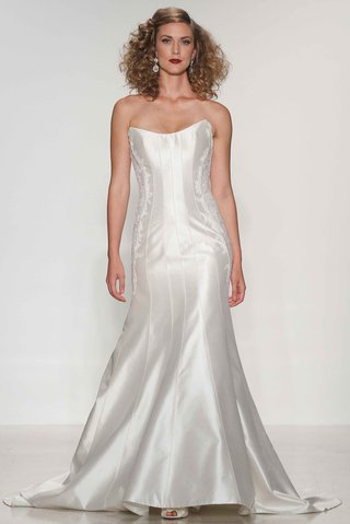 matthew-christopher-2016-strapless-trumpet-wedding-dress