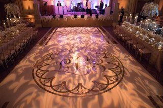 wedding-reception-the-plaza-ballroom-dance-floor-with-monogram-and-light-projections-live-band