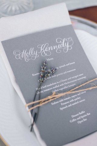 gray-menu-card-with-sprig-of-lavender